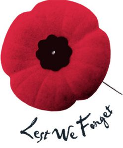 Rememberance Day - No School