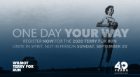 It's the 40th Anniversary of Terry Fox's Marathon of Hope and Aubrey Elementary is on board to help continue Terry's dream of a world without cancer.  The Terry Fox Foundation […]
