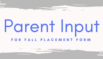 Parent class requests 2021-2022 In the month of May we will begin our preliminary planning for 2021/22 school year. Parents may complete a Parent Input Form (see link above). This […]