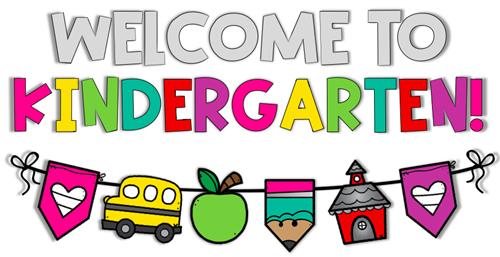 Welcome to Kindergarten | Aubrey Elementary School